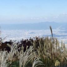葛城山登りました
