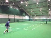 テニス風景②
