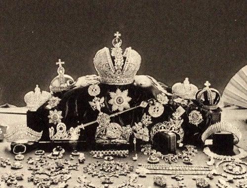 ロシア帝国の宝石