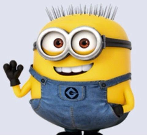ミニオンの名前⑥〜ジェリー〜|ミニオンファンのブログ~Yellow minions of happiness~