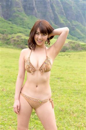 加藤美南さんのビキニ