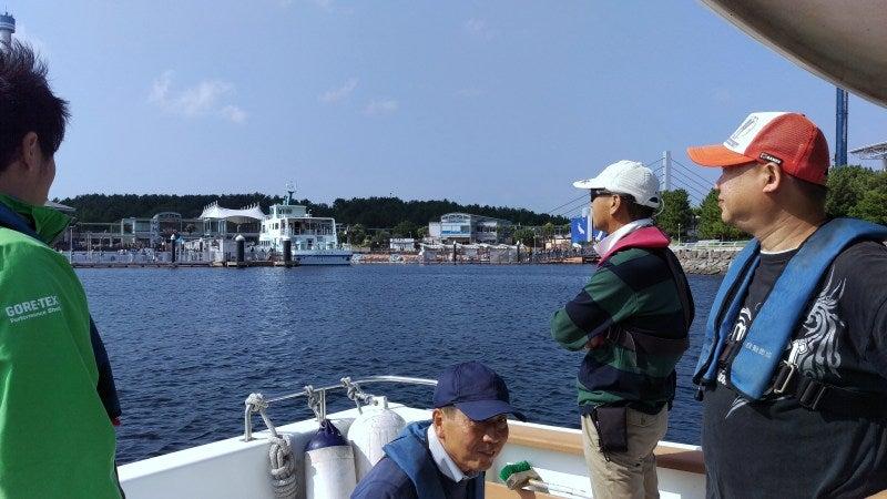 スキルアップクルージング レベルB 八景島