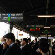 新幹線の自由席はハラ…