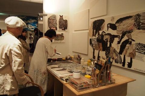 画家で絵本作家のミロノマチコの世界