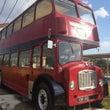 ロンドンバス塗装