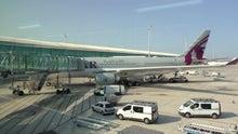 バルセロナ空港 カタール航空