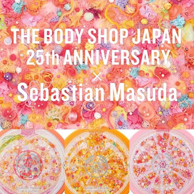 the body shopパッケージ撮影/ カメラマンKIRA