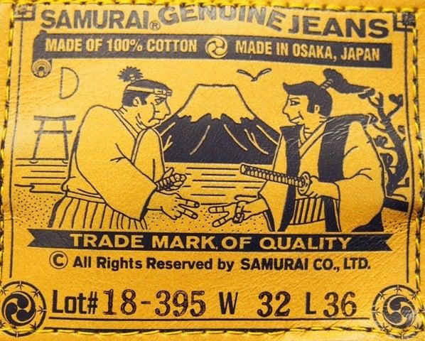 サムライ ジーンズ デニム S710XX