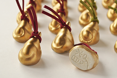 金雲の陶印