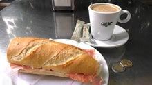 バルセロナ カフェ