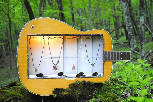 ギター什器