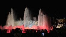 バルセロナ マジカ噴水