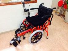 足こぎ車椅子151030
