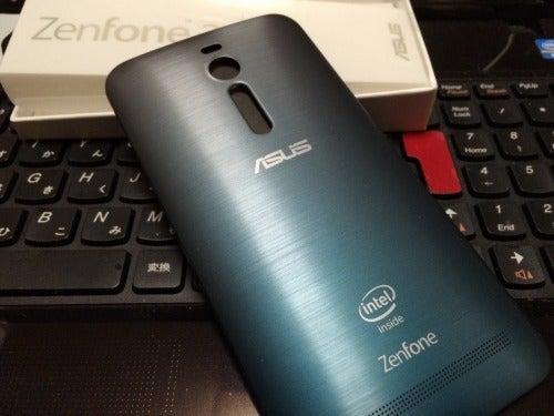 Zenfone2 おまけのカバー
