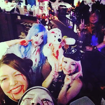 ハロウィンパーティー…