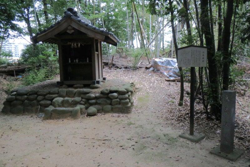 大草城(小牧)/②白山神社