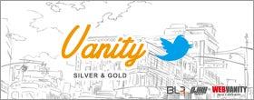 VANITY オフィシャル twitter バナー