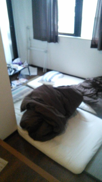 Airbnb広島清掃ビフォー