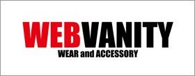 WEB VANITY オフィシャルWEBサイト バナー