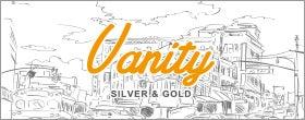 VANITY オフィシャルWEBサイト バナー