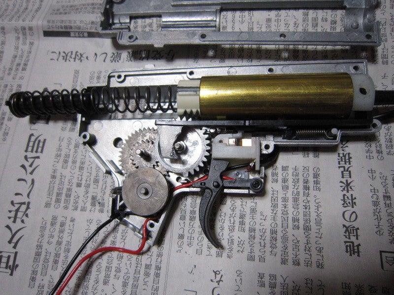 東京マルイスタンダードnewM4A1カービン分解