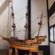 神戸海洋博物館に展示…