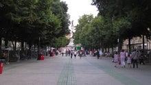パンプローナ サラサーテ通り