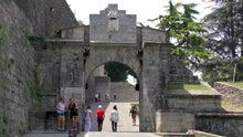 パンプローナ 城壁門