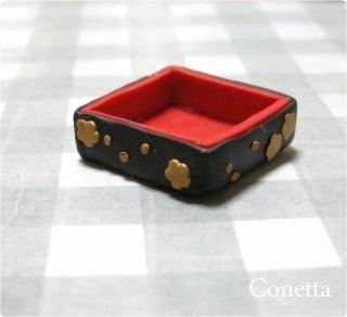 ミニチュア 重箱
