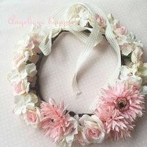 シャビーピンクの花か…