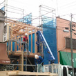 台東区O様邸建て方!