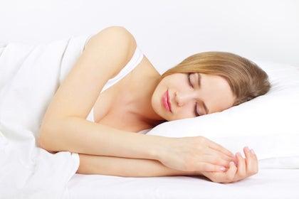 睡眠海外モデル