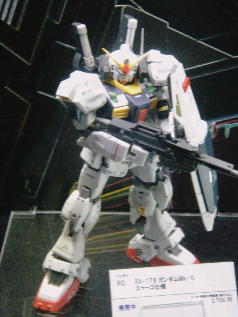 RG ガンダムMk-Ⅱ