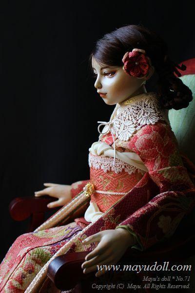 Mayu's doll-No.71「弥生(やよい)」