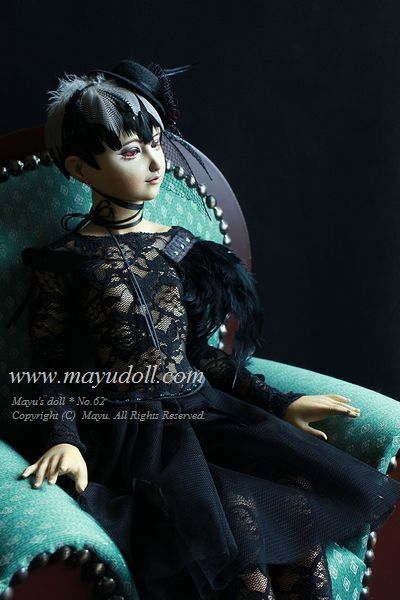 Mayu's doll-No.62「Odile」