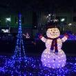 商店街のクリスマスイ…