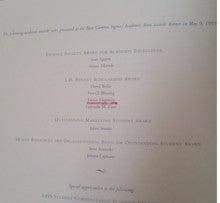 95 UCLA MBA Graduate List