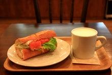 ラパン パン屋 サンドイッチ モーニング 阪東橋