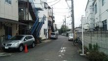 寂しい雰囲気の工業団地