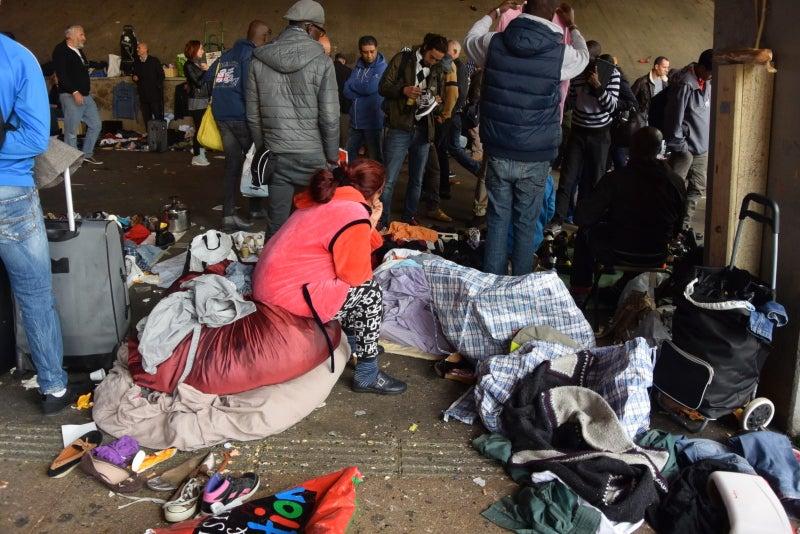 パリジェンヌに学ぶローコストで上質な生活【写真あり】移民問題で治安が悪化するパリの負の側面