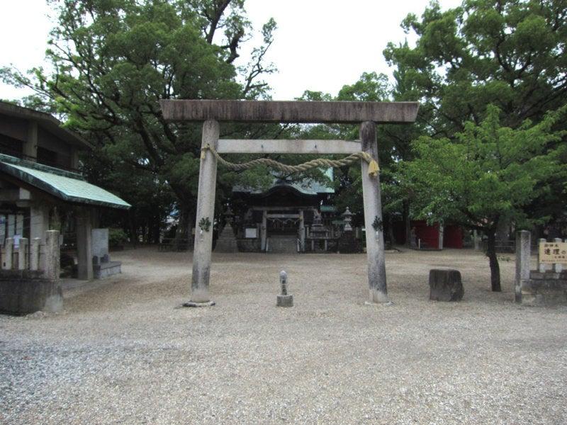 今村城/①八王子神社