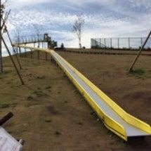 東伏見公園で