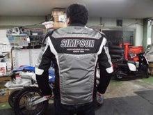 シンプソンジャケット