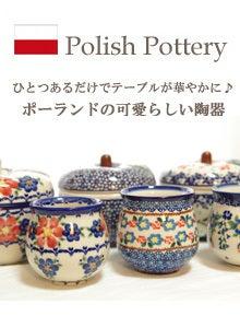 ポーランド陶器 ポーリッシュ