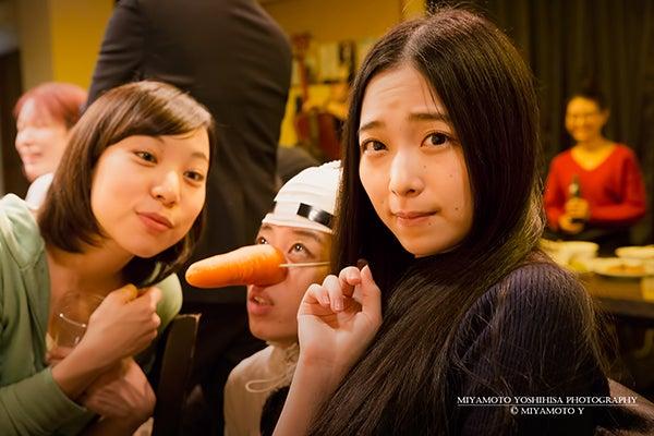 宮城美寿々さん、鈴木はるかさん、久保陽香さん