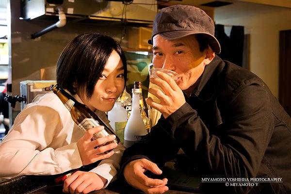 小崎愛美理さんと片岡Kさん