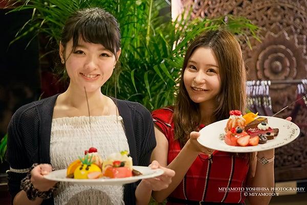 須田マドカさん、利咲さん誕生日会