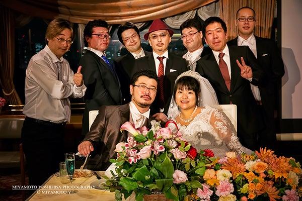 吉田まほ子さん結婚式二次会