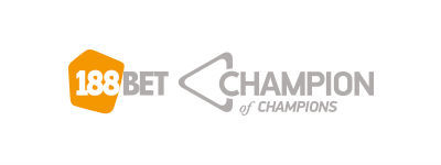 188BET champion of champion banner