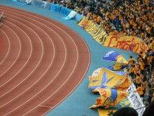 仙台の旗のあおり